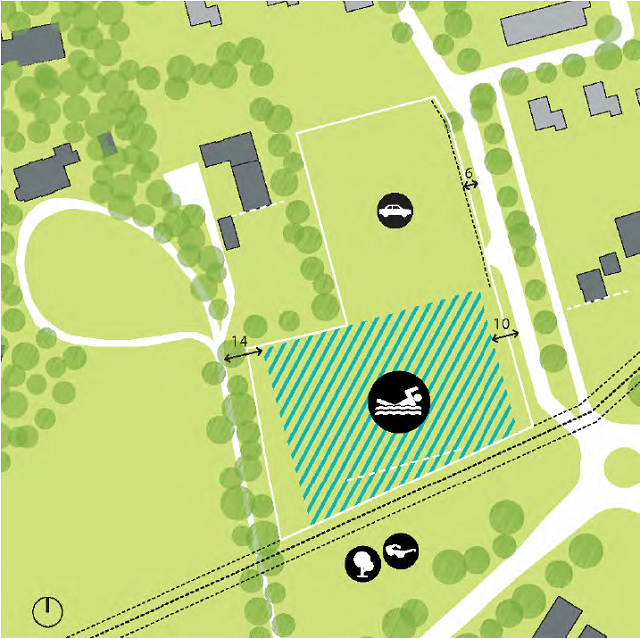 plattegrond locatie